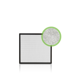 Alen Breathsmart HEPA-Silver Carbon Replacement Filter BF35SC