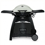 Weber Q3200 Series - High Lid with Stand